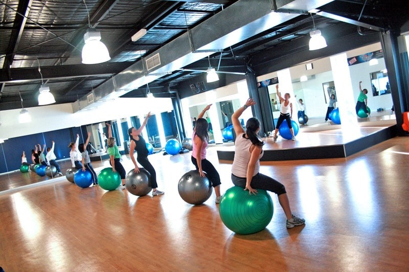 Group Fitness Classes are affordable and effective