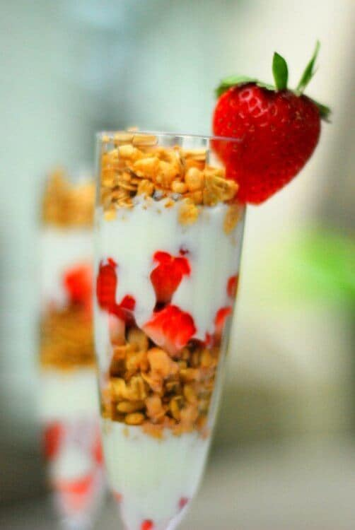 These 5 beautiful parfait recipes are sure to charm - and nourish - your whole family.