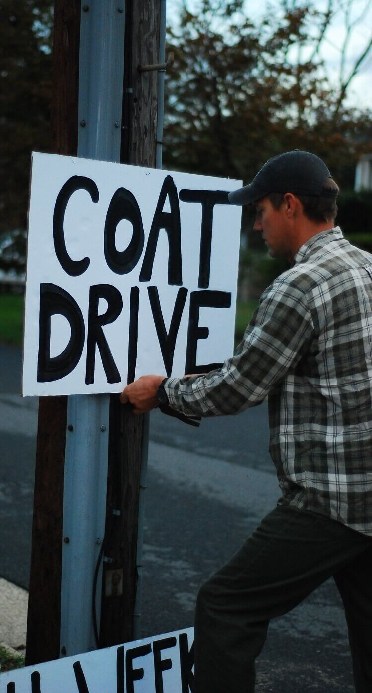 Help alleviate the symptoms of poverty in your community by holding your own coat drive with these tips.