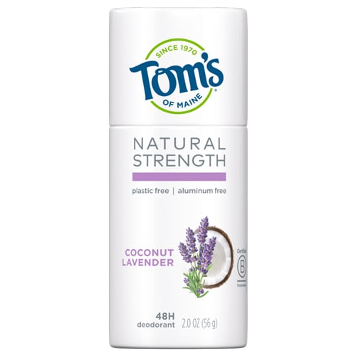 Natural Strength Deodorant