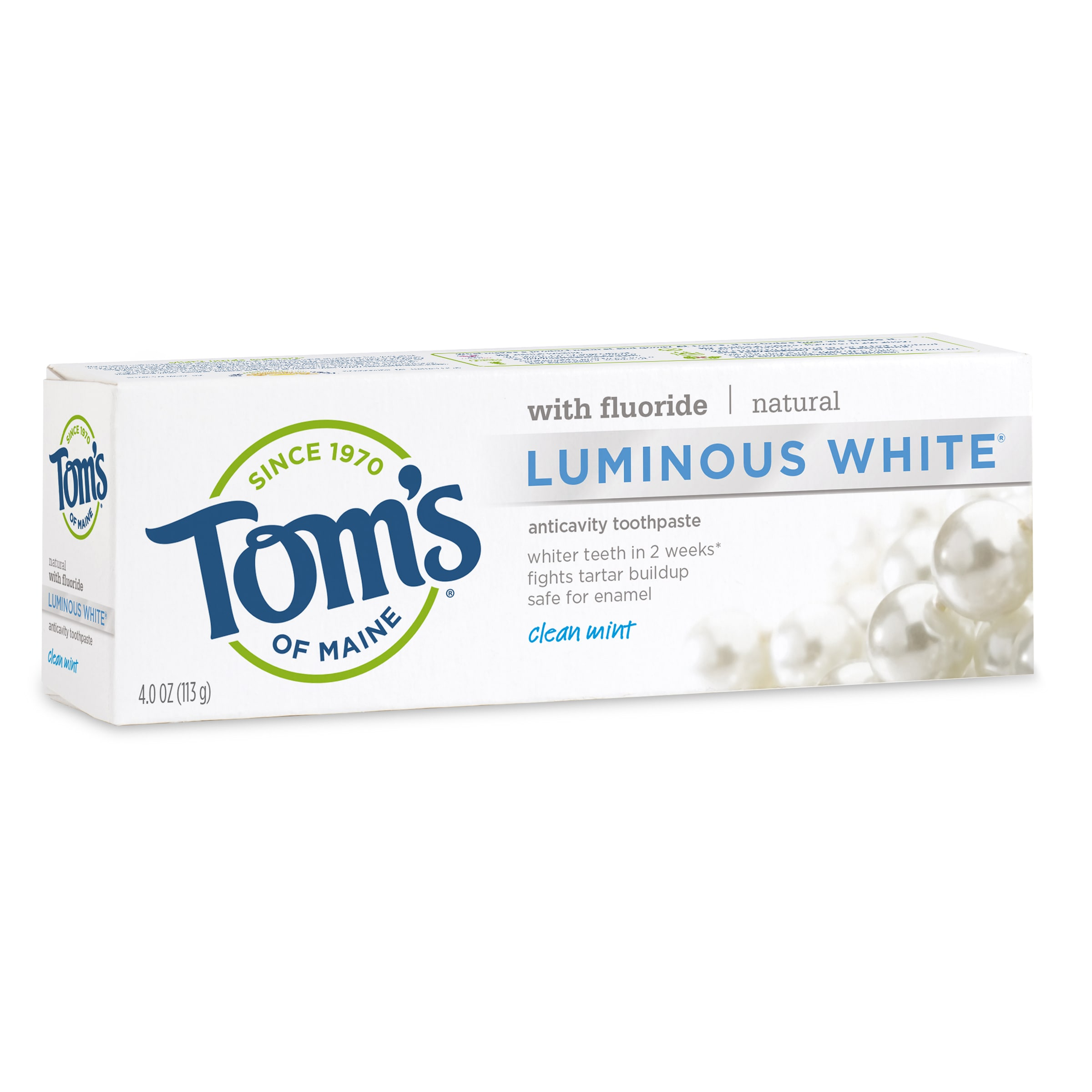 Luminous White® Toothpaste