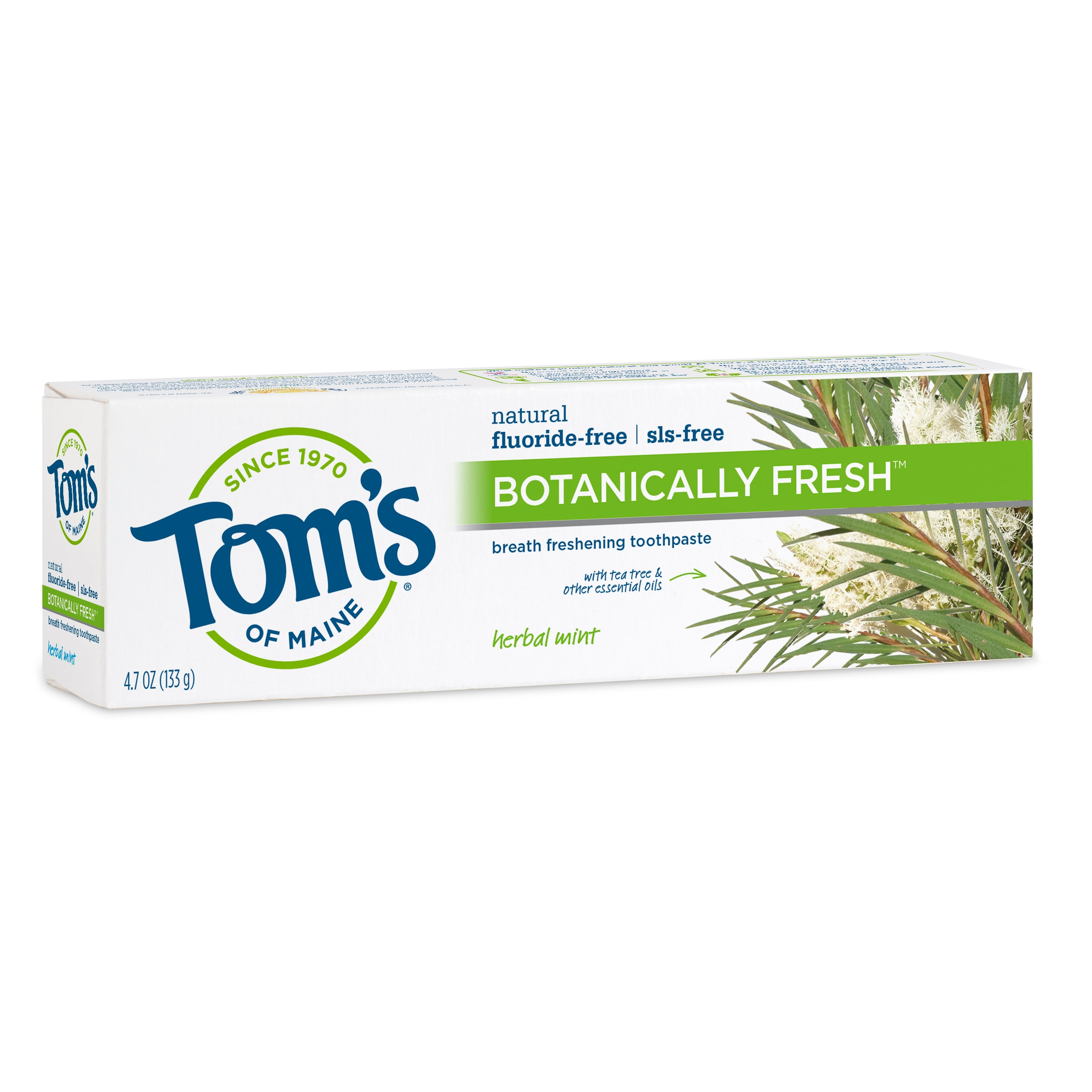 Botanically Fresh™ Toothpaste