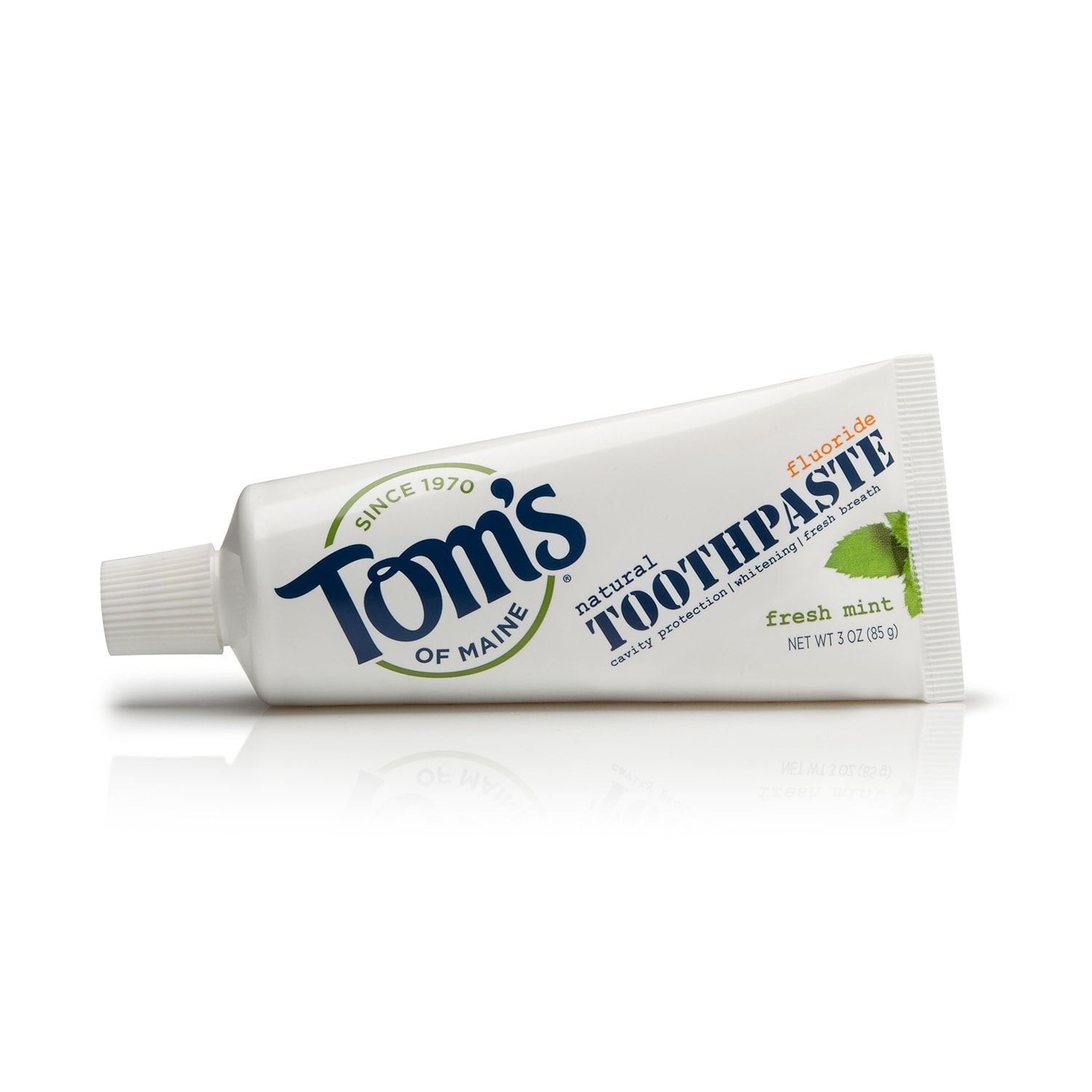 Travel Natural Toothpaste