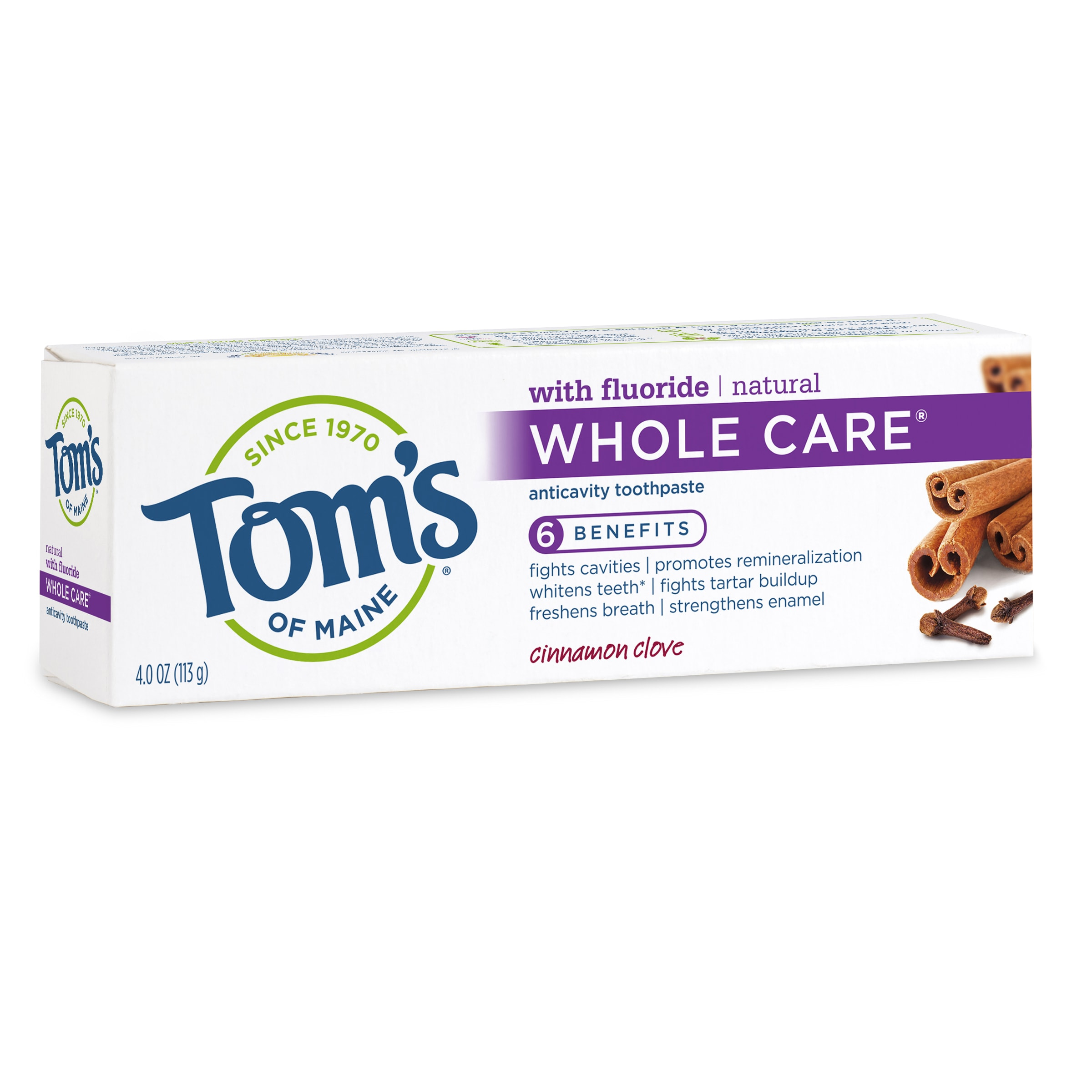 Whole Care® Toothpaste