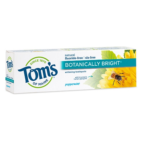 Fluoride-Free Botanically Bright™ Toothpaste