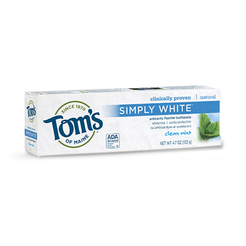 Simply White® Toothpaste