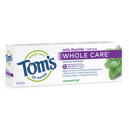Whole Care® Toothpaste Gel