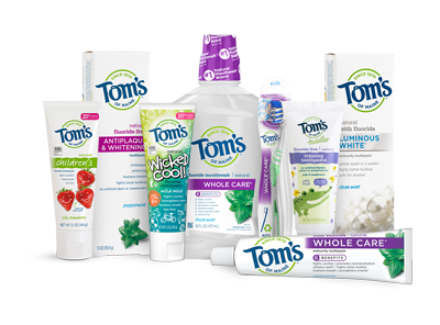 Toms Products Oral Care